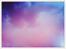 sky / Van Horn, TX