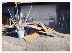 installation / Van Horn, TX