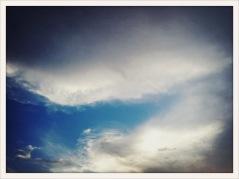 blue / Van Horn, TX