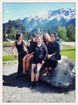 Monique Wells / Melissa M. / Jenny Craig / Jenny Ritter / Carolyne Ballhorn / Pemberton, BC