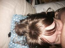 Sleepy / Selfie / text