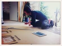 Monique Wells / set builder / artist