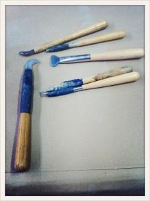 Jonathan's / agate / tools