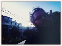 Patryk Stasieczek / on his balcony / marvelous