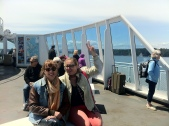 Felicia / Marianne / at sea