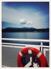 Spirit of British Columbia / clouds