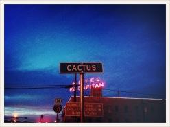 CACTUS / Van Horn, TX