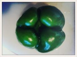 Weston pepper in green