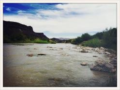 Rio Grande / River Road / Terlingua, TX