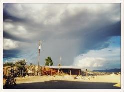 storm / Terlingua, TX