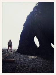 Marianne / Ruby Beach, WA / May 31