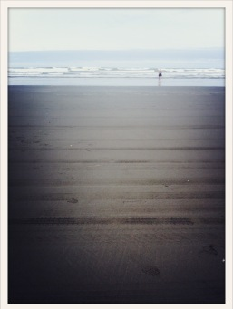 waves / Marianne / Pacific Ocean / Ocean Shores, WA / June 1