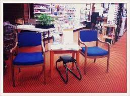 Sagen's Pharmacy / Hwy 101 / Raymond, WA / June 1
