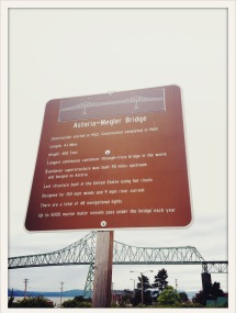 Astoria-Kegler Bridge / Astoria, OR