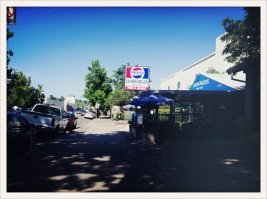 Damburger / Redding, CA