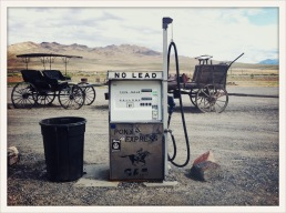 Pony Express route / Hwy 50