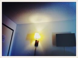 hotel light / Nevada