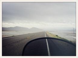 snow / Loneliest Highway
