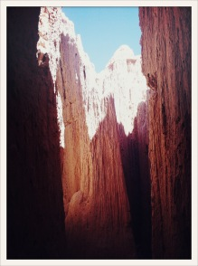 Cathedral Gorge, NV