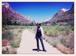 L / Zion National Park, Utah