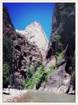 The Narrows / Virgin River / Zion National Park