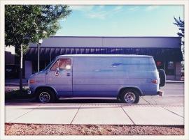 blue / Winslow, AZ