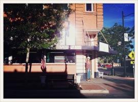 corner / Winslow, AZ